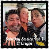 SpinDay Vol.I El Origen Session Mixed Back to Back By DJ Daktari AKA Pedro Gonzalez & DJ Mario Bo