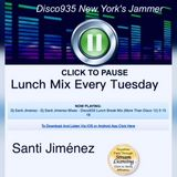 More Than Disco 46 for Disco 935 Lunch Mix