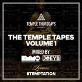 Joey B & Dj Emmo Presents The Temple Tapes vol 1