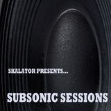 Subsonic Sessions #19: Skalator B2B Woodcut