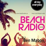 Ben Mabon In The Mix On Beach Radio #3