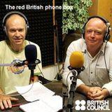 The red British phone box - English Language Corner