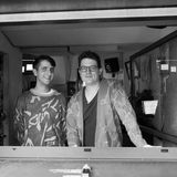 James Holden and Luke Abbott  - NTS Radio (13-01-2015)