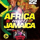 AFRICA MEETS JAMAICA PT 1