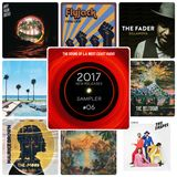 The Sound Of L.A. West Coast Radio - New Releases 2017 Sampler#06