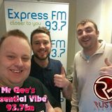 Mr Gees Essential Vibe [W/ Sp Guest's Rusty Records 14Th Feb 2015]