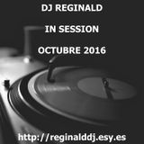 Dj Reginald - Session Octubre 2016