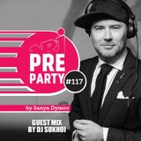 Radio NRJ Pre Party 117 Guest Mix (by DJ Sukhoi)