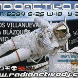RADIOACTIVO DJ 18-2017 BY CARLOS VILLANUEVA