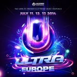 Laidback Luke - live at Ultra Europe 2014, Day 2 - 12-Jul-2014