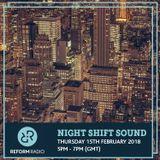 Night Shift Sound 15th February 2018