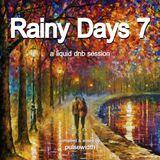 Rainy Days 7: A Liquid DnB Session