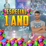 DJ Alexx - Especial 1Ano - Podcast 2k16