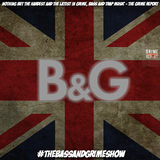 #23 The Bass and Grime Show Live with DJ Whitecoat (SX)