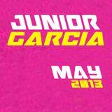 JuniorGarcia pres.Essential Sessions_May 2013