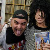 Serguei e Marcio Baraldi na Rádio Corsário 21/06/2015