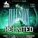 24/05/2014 A-TOM-X@Illusion Re:United, La Rocca Lier