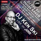 DJ Ken Ski Presents House Arrest Live On HBRS 09 - 03 - 18
