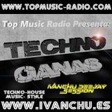 TECHNO GANAS SESSION - IVANCHU DEEJAY