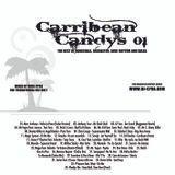 Miss DJ Cyra - Carribean Candys Vol. 01
