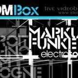Markus Funke pres. Boombox @ electrosound.tv Guest David Hasert & Matteo Luis 10.05.2012