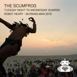 The Scumfrog - Robot Heart Burning Man 2013
