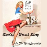 "THE MUSIC SOMMELIER -presents- ""SUNDAY BRUNCH STORY @ KIOSK, BUDAPEST"" Retro from Britain to Brazil"