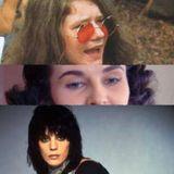 Only Rock N Roll - 4 - Janis Joplin + Wanda Jackson + Joan Jett & The Blackhearts