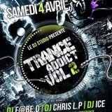 Dj F@be. D - Mix Trance Addict Vol.2 @ D3 Studio (04.04.15)