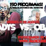 Argentina Debate 2015: Omar Obaca vs Gladys Fernandez