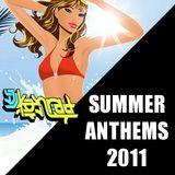 Summer Anthems Mix (inspired by Chemical Jump)