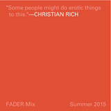 FADER Mix: Christian Rich