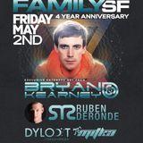 Bryan Kearney LIVE @ TranceFamily SF 4th Anniversary, TheTemple, San Francisco May2014