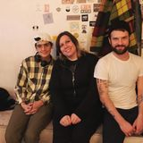 JD Samson & Whitney Weiss @ The Lot Radio 12:21:2017