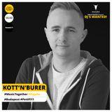 MusicTogether pres. DJ WANTED #Week11 mixed by KOTT'N'BURER @ KAJAHU