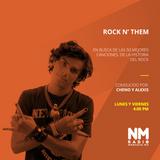Rock, N' Them 'Respirando Historias... En Tu Idioma' 19 Febrero 2018