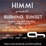 Himmi - Burning Sunset 010 November 2018