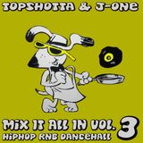 TS - TWINZ - MIX IT ALL IN vol.3 - hiphop rnb dancehall - 2002-2003