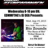 Bi☣ Z☢unds - StomparamaFM Radio UK Podcast 8-20-15