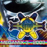 DJ Sepp - Megamix März 2003