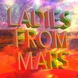 """ LADIES FROM MARS's "" MIXTAPE mixed by NICOLA DELORME COLIN JOHNCO & DJ KÔÔL"