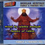 Liberation Riddim ( 1999) Mixed By SELEKTA MELLOJAH FANATIC OF RIDDIM