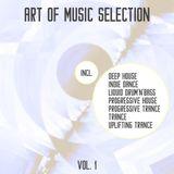 Alfeos - Art of Music Selection (vol.1) [Liquid D'n'B]