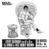 Back To Niceness 19/10/13 (Dam Funk/ Snoop Dogg, MdCL, Omar, Robert Glasper, Dj Format)