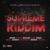 Supreme Riddim (dunwell productions 2019) Mixed By SELEKTA MELLOJAH FANATIC OF RIDDIM