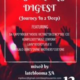 Listener's Digest 12(Journey In2 Deep) Mixed by Late Blooma SA