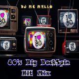 80's Big BackSpin Hit Mix
