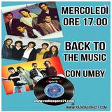 Radio Agorà 21 - Back to the Music - Puntata del 17.01.2018