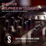 Emotive - Journey into Dance Live on Saturo Sounds - December 2016
