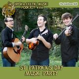 St Patrick's Day Music Party